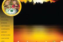 TRAVELHOST of South Central Pennsylvania   / #1 Travel & Destination Magazine for South Central Pennsylvania / by TravelHost