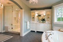 Bathrooms We Love / by Case Design/Remodeling, Inc.