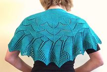 Crochet and Knitting - Shawls / by Jessica Drake