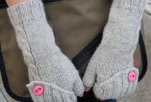 Knit/Crochet Projects / by Sam