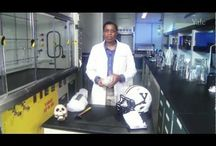 Science of Football / by Ainissa R.