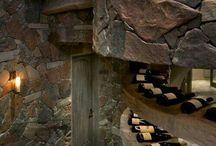 Amazing Wine Cellars / by Kenzo Estate