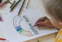 Homeschool - General Ideas / Inspirations for homeschooling. / by Melissa Gibson