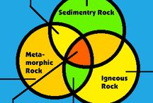 GEOLOGY FOR THE GIRLS / by Penni Moler