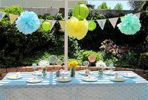 Party Ideas / by Melissa Starkey