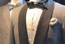 Dapper Gents / Help your groom {and his boys} define their wedding style. / by Couture Closet