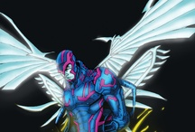 Archangel / by C A