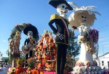 Dia de los Muertos in New Mexico / After Halloween comes the Dia de los Muertos - Day of the Dead - celebrations in New Mexico.  / by Heritage Hotels & Resorts
