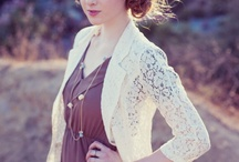 Fashion Inspiration / by Victoria Shuler