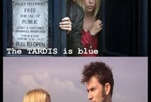 Doctor Who / I'm only on season 7, so please don't spoil anything! / by Emily Hiles