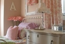 bedrooms for kids / by Jessica Poole