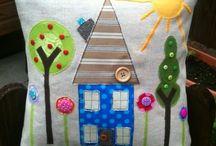 Poduszki dla dzieci / by Ewelina Zielinska