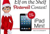 #ShowUsYourElf / Enter to win an iPad Mini! #ShowUsYourElf / by The Mother List