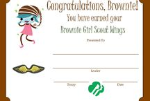 brownies /  :) / by Amy Pack