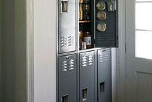 Lockers / by Leslie Varty