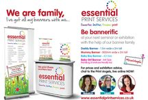 How to brand a company / How to heighten your profile and brand your business with the help of the Print Angels at Essential Print Services. / by Essential Print Services