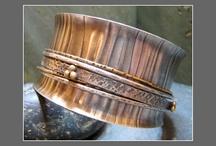 Art Jewelry/Cuffs and Bracelets / by Bonnie Blue