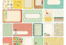 Project Life Theme Cards / by Becky Higgins LLC