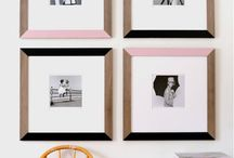 Frames / Photo frames / by Cedar Schimke