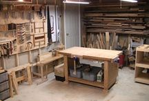 Workshops / Impressive workshops from around the world! / by Popular Woodworking