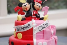 Cake ideas / by Everything Iced Cupcakes & More