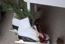 Holiday:Winter decor / Holiday and winter decor ideas including winter decorating and chrismtas / by Jen Rizzo