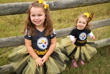 STEELERS!!! / by Kimmie Johnson