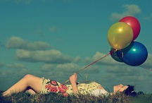 balloons / by jennifer davis