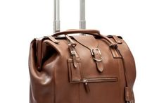 Travel Bags and Handbags / Beautiful leather goods / by KC Martin