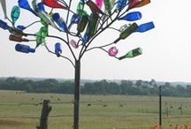 Bottle Trees / by Linda Riedell