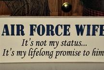 Military Pride. / by Becca McBride Sparks