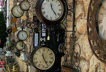 Clocks / by Jamie Latimer