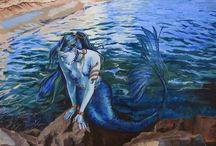 Mermaids / by Roberta Eastwood