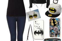 Batman / by Natalie Gittings