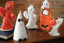 Halloween, Past and Present / Halloween Inspiration and Eye Candy / by Mary C