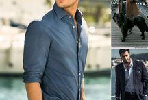 Men's fashion 2014 / by Corina