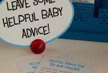 baby shower ideas / by Shannon Bowdoin