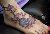 tattoos / by Jennifer Nogy
