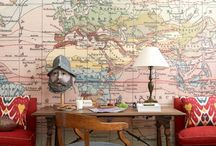 Globes, Maps, Etc. / by RedSeaCoral
