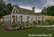Future Home Plans / by Janet Stinchcomb