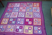 Granny what nice squares you have / by Cheryl Hayton (HealingHealthy)