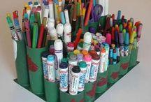 Classroom ideas / by Marissa Bishop