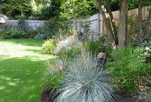 Backyard ideas / Our backyard is a mess - we dream of a nicer backyard! / by Shannon Honeycutt-Smith