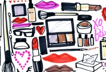 Makeup/Beauty  / A place for beauty products, hair and makeup looks, nail polish...all the pretty things a girl needs! / by Beauty411