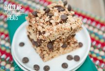 Bars & Treats Inspiration / by Brianne @ Cupcakes & Kale Chips