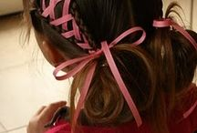 Hairstyle / by Pretty Pink Cherub Pretty Pink Cherub