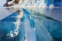 Russia : Siberia & Far Eastern ; Omsk , Irkutsk , Buryatia , Chita , Tuva , Altai , Khakassia , Tomsk , Novosibirsk , Kemerovo , Omsk , Mordovian , Krasnoyarsk . / Included Far Eastern Region ; Yakutia is the coldest place on earth , Amur , Khabarovsk , Sakhalin , and Kamchatka , the unforgettable land of fire and ice ...!! / by Lindawati Santosa