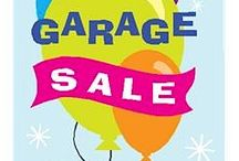 Garage Sale / by Tiffany Sherwood