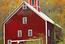 Barns and other buildings / by Pat Ryan
