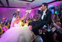 The Big Fat Jewish Wedding / Mazel tov to the happy couples on our sister wedding blog, The Big Fat Jewish Wedding.  From the hora to smashing the glass, we cover Jewish weddings around the world.  / by The Big Fat Indian Wedding®